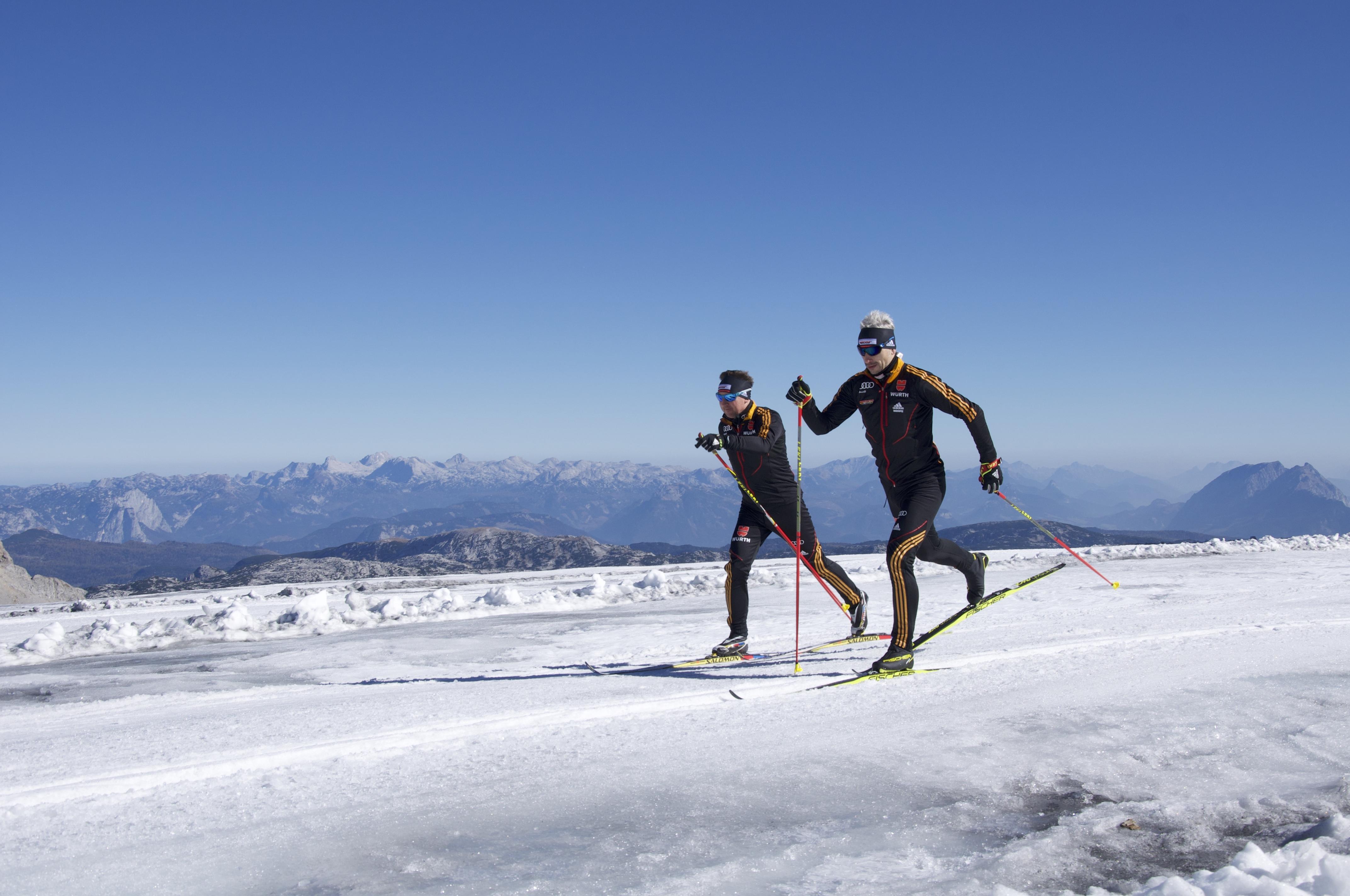 Skilanglauf Nordisch aktiv Carsten Bartel Thomas Staacks